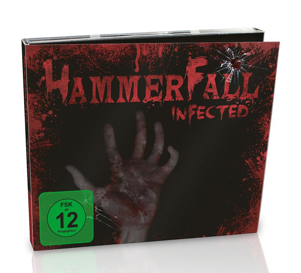 Infected CD + DVD (DIGI)