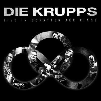 Live In Schatten Ringe DVD + 2 CD