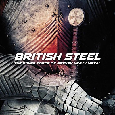 British Steel CD (DIGI)