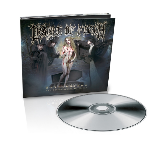 Cryptoriana - the Seductiveness of Decay CD (DIGI)