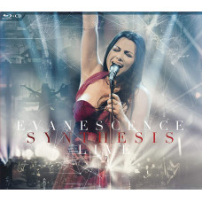 SYNTHESIS LIVE BLU-RAY + CD