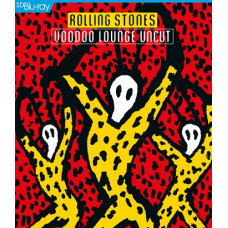 VOODOO LOUNGE UNCUT BLU-RAY + CD
