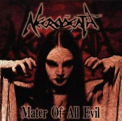 Mater Of All Evil CD