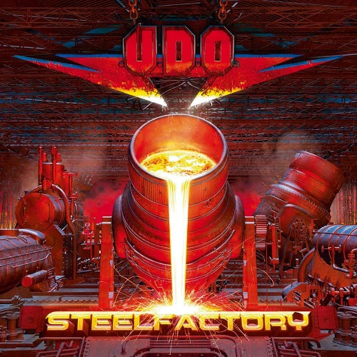 Steelfactory CD (DIGI)