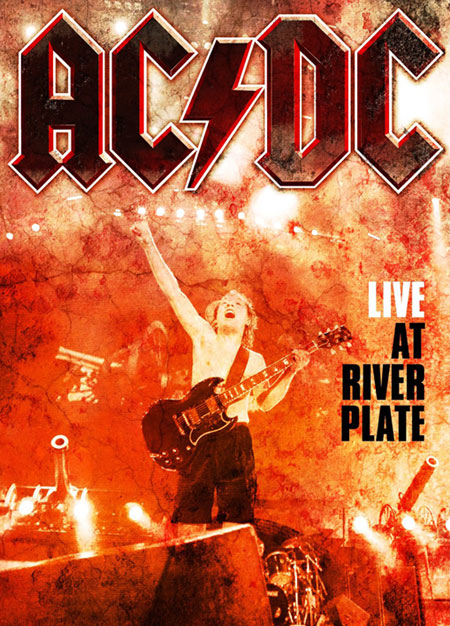 LIVE AT RIVER PLATE DVD