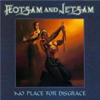 No Place For Disgrace REEDICE CD (DIGI)