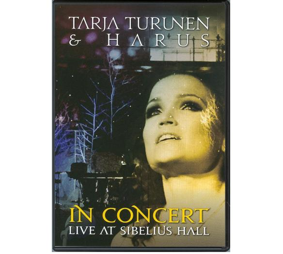 IN CONCERT - LIVE AT SIBELIUS HALL BLU-RAY + CD