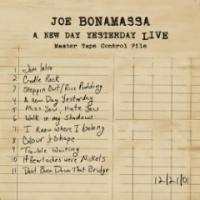 A New Day Yesterday Live CD
