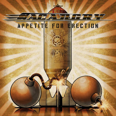 Appetite For Erection CD (DIGI)