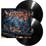 The rise of chaos 2LP BLACK