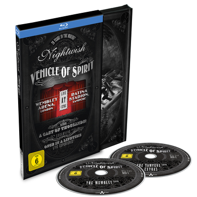 Vehicle Of Spirit 2 BLU-RAY