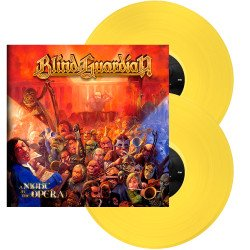 A night at the opera YELLOW VINYL 2 LP