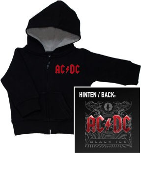 Zip-Hoody Black Ice MIKINA