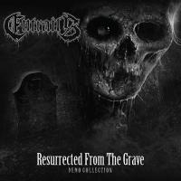 Resurrected From The Grave Grey Lp Ltd. 2 LP