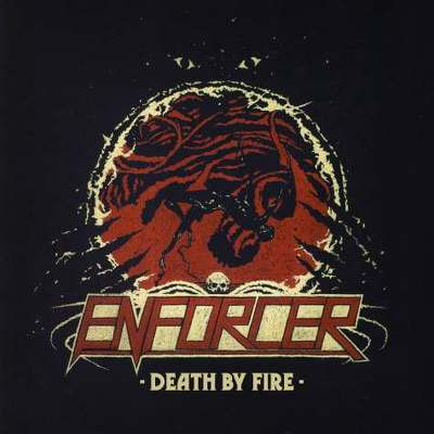Death By Fire CD DIGI