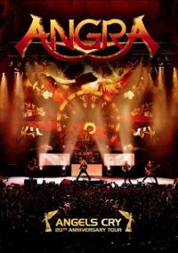 Angels Cry 20th Anniversary Live BLU-RAY