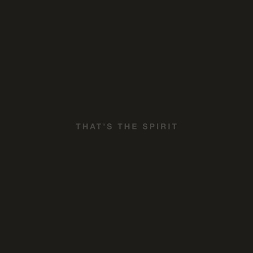 That's the spirit CD (DIGI)