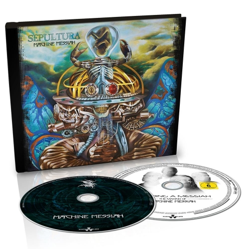 Machine messiah CD (DIGI)