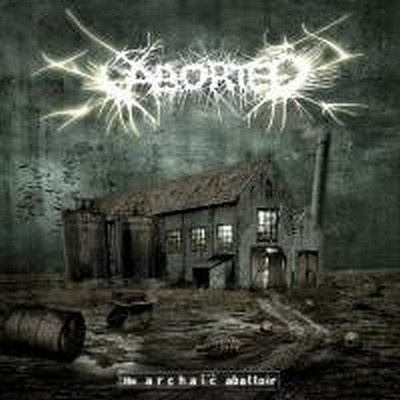 The Archaic Abattoir (reedice) CD (DIGI)