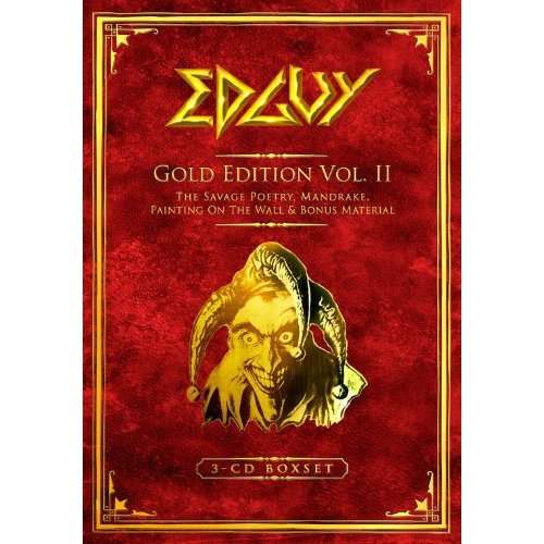 THE LEGACY (GOLD EDITION VOLUME II. ) CD