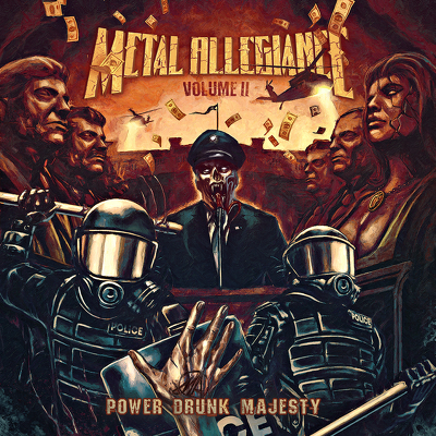 Volume II: Power drunk majesty CD