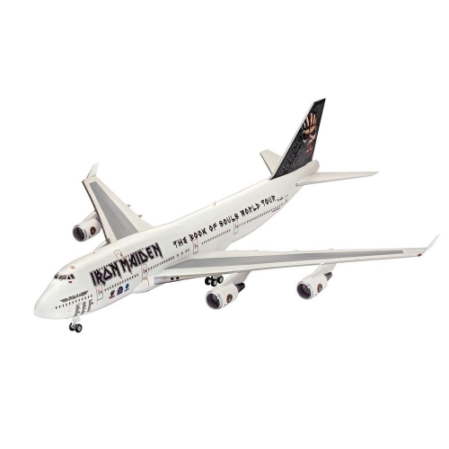 Ed Force One Boeing 747-400 Revell model