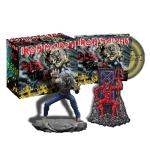THE NUMBER OF THE BEAST (COLLECTORS) CD BOX + FIGURKA