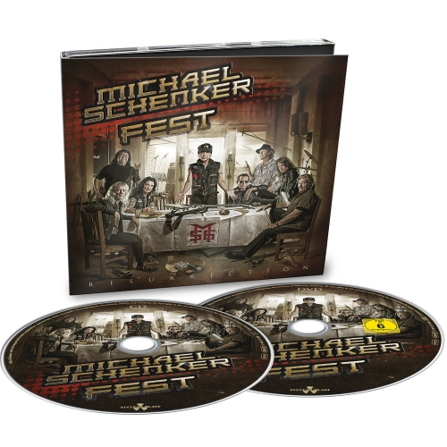 Resurrection CD + DVD