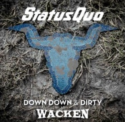Down Down & Dirty At Wacken BLU-RAY + CD
