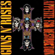 APPETITE FOR DESTRUCTION BLU-RAY + 4 CD