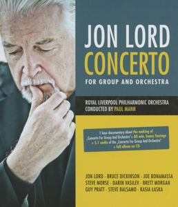 Concerto For Group & Orchestra BLU-RAY + CD