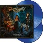 Reader of the runes - divination BLUE VINYL 2 LP