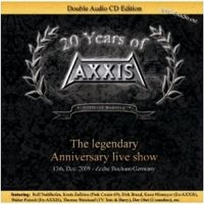 The Legendary Anniversary Live 2 CD
