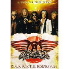 ROCK FOR THE RISING SUN BLU-RAY