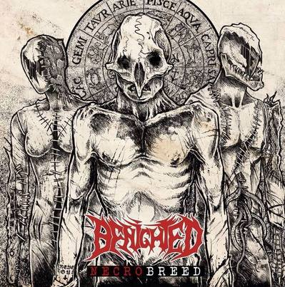 Necrobreed Box Ltd. CD