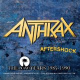 AFTERSHOCK - The Island Years 4 CD (BOX)