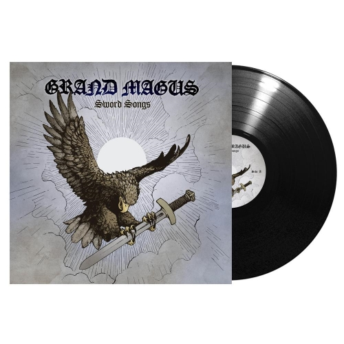 Sword songs BLACK VINYL