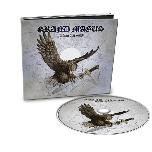 Sword songs CD (DIGI)