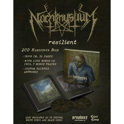 Resillent Book 2 CD DIGI