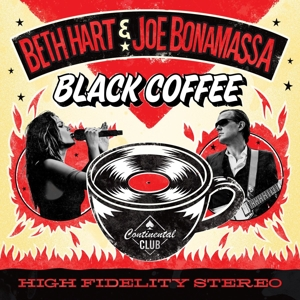 Black Coffee CD