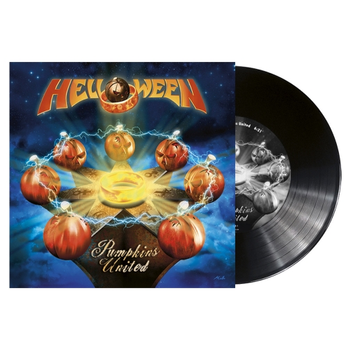 Pumpkins united 10''Mini-LP